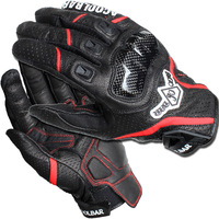 Free shipping/motorbike racing all skin carbon hands set of authentic high-grade hockey protective anti-slip gloves