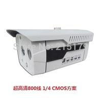 FREE SHIPING DAHUA Solution 720p Outdoor HD-CVI Camera 1.3 Mega Pixel With 6mm Lens 1pcs IR Leds HD CVI Camera,