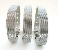 10pcs Steel Wristband Bracelet 10mm *210mm Free Shipping