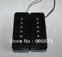 Black Soap Bar Pickups Fits Used For Les Pau Style Guirtar