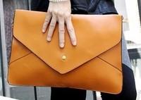 Fashion handbags spring and summer day clutch envelope  shoulder bag messenger bags envelope candy  women's handbag