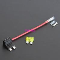100 - NEW Add A Circuit Fuse Tap Piggy Back Standard Blade Fuse Holder ATO ATC 12v 24v  ACU