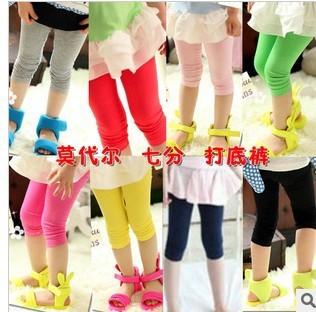 free shipping Modal girls Tights children pant , Cotton children tights ,5pcs/lot Pantyhose stockings