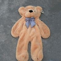 Factory price 2014 wedding souvenir Gift SIZE 140CM skins empty 3COLOR Teddy bear plush toys stuffed animals free shipping