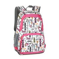 fashion shoulder bag hot cute schoolbag boy and girl school backpack canvas school bag College students school bags high quality