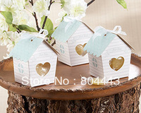 "New arrival 20pcs/lot ""Love Nest"" Bird House Favor Box"