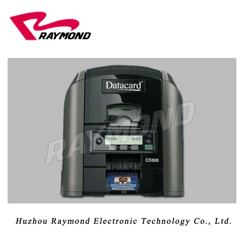 Datacard CD800 Dual-Sided Desktop ID Card Printer(China (Mainland))