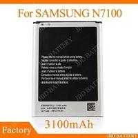 N7100 Batteries By DHL EB595675LU Battery For Samsung Galaxy Note 2 3100mAh 150Pcs/Lot