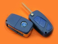 Remote flip blade key fob for FIAT BRAVA PANDA 3 Button 1pcs