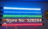 Free shipping 10pcs/lot  double line LED Car lights  30CM 3528 SMD Waterproof IP65 LED Flexible strip lights 12V