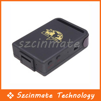 4 Bands Mini Tracking Device Real time Vehicle Realtime Tracker For GSM GPRS GPS TK102 10pcs/lot