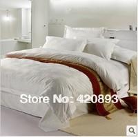 Free Shipping 100% Cotton 4 PCS Duvet Cover Set Bed Sheet Set Bed Linen