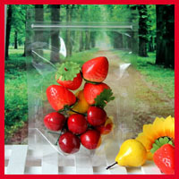 Free Shipping 100pcs/lot 13cm*20cm+3cm* 160mic Clear Self Adhesive Poly Bag Stand Up With Zipper Lock Bag Tea Pouch Recycled Bag