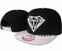 2013 new arrival diamond snapback Cap/hat. basketball hat/cap,free shipping