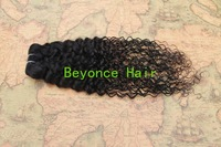 Beyonce Hair 100%Peruvian hair extensions human hair weave deep wave/curly 2pcs/lot no shedding and tangles