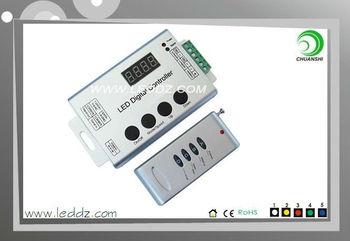 spi dmx512 controller