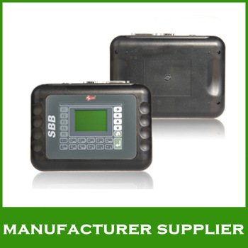2013 high quality best price SBB Key Programmer V33 SBB Key Remote Immobiliser Pin Code DHL free