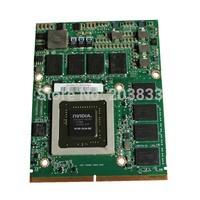 Laptop vga card NVIDIA Quadro FX 2800M N10E-GLM-B2 DDR3 1GB MXM B 3.0 Module VGA Card for Precision M6500