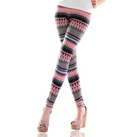 Free Shipping Hot Sales Style 2013 Jeans Electromagnetic Wave Black Milk Print Leggings For Women Lady Pencil Pants LB13370 M XL