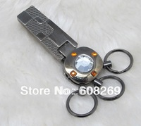 freeshipping! Wholesale creative keychain * Zinc alloy keychain * exquisite gift box loaded keychain - 906