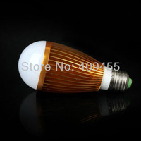 10 pcs/lot  E27 AC85-265V 3W 5W 7W led bulbs lamps light white/warm white high power energy saving