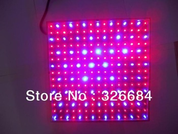 15w integrated led grow hydroponic light panel for best flowering and fruiting with full spectrum(NASA Red and Blue)