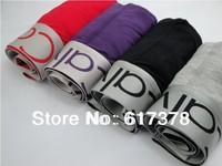10pcs/lot New Cotton Men's Underwear / cotton underwear / Boxer shorts Underwear Wholesale