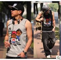 BX097 Lil Wayne demonstration skateboard stretch under vest wholesale drop shipping free shipping