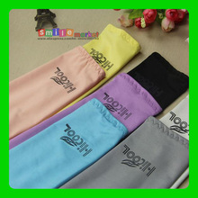 SMILE MARKET Free Gift !!!  UV protection Ice silk Golf Cuff(Random mix send all colors we have)(China (Mainland))