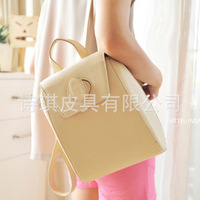 2013 New Arrive women high quality PU leather backpack shoulder bags fashion bags free shipping