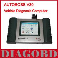 free shipping 100% original update by internet multi-language Autoboss v30 ,SPX AUTOBOSS V30 Auto Scanner