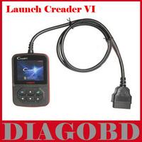 2013 Professional Original Launch Creader6 scanner Launch Creader VI/6 Lanunch Code scanner Update Online Timely