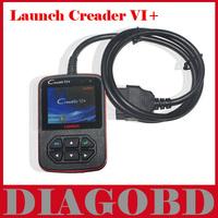 Original Launch Creader6+ scanner Launch Creader VI+/6+ Lanunch Code scanner Update Online Timely free shipping