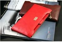 2013 New Arrivel gentlewoman wallet fashion ladies wallet purse,card bag,women's purse,clutch bags Free shipping N1210-9