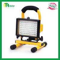 led flood light recharger Rechargerable Portable Spotlights 4.2W Emergency Lanterns Super Bright  LED outdoor working lights