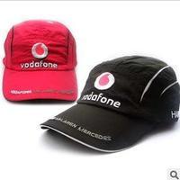 Free Shipping 2013 new men and women the generic nylon fabric F1 team hat McLaren Racing Baseball Cap 2 colors