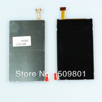 For Nokia W305 LCD AM LCD Screen for Nokia W305 LCD Display for Replacement OEM Factory LCD Wholesale 10Pcs/lot ; Free Shipping