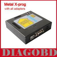 2013 Metal Full Adaptors X PROG M V5.0 Newest Version Programmer xprogm x-prog-m XPROG