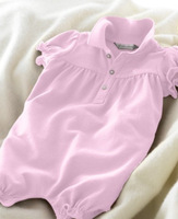 baby romper pink cute baby rompers size 6-12 12-18 18-24m