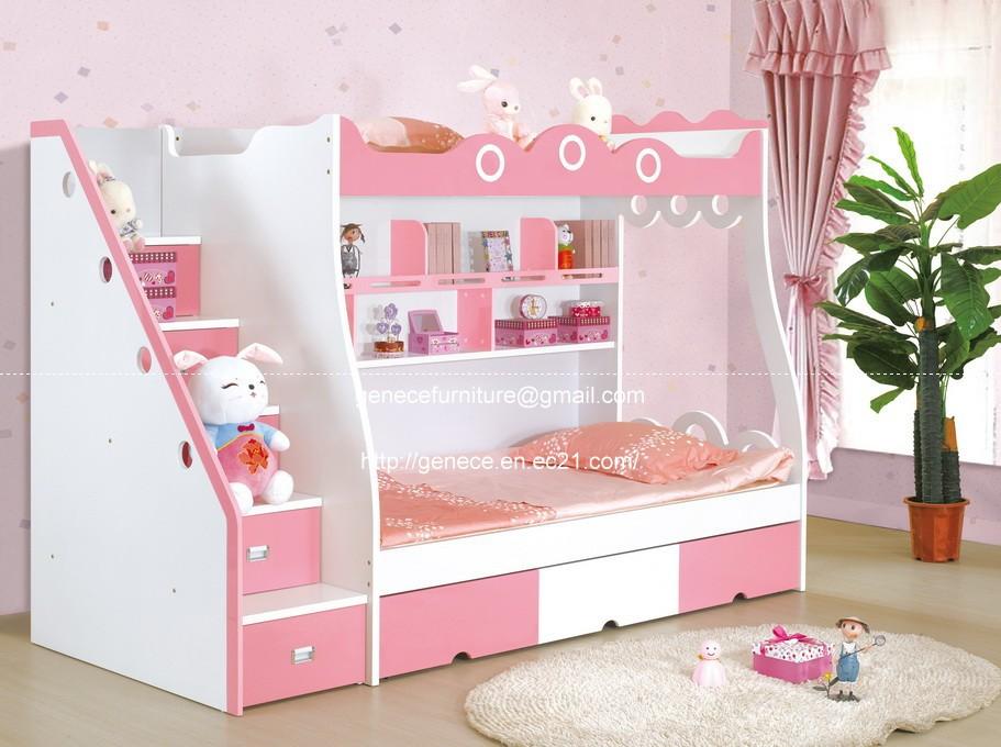 Achetez en gros lit combin en ligne des grossistes lit combin chinois a - Lit superpose princesse ...