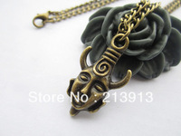 FREE SHIPPING!!!  Dean winchester,Supernatural Inspired necklace---alloy chain necklace