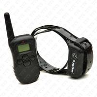 Free Shipping  2013 Waterproof Rechargeable Medium Large AntiI Bark No Barking Dog Shock Collar