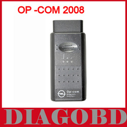 OPCOM OBD2 diagnostic interface PC scanner auto scan 2010 op-com can bus interface for OPEL OP COM Op-com / Op Com / Opcom(China (Mainland))