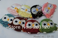 **Very Very Hot Sale**1 pcs~Japan!!Owl Coin Purse/Purse/Wallet/Coin Bag/Coin Pouch/Genuine Goods100% (CP-15)