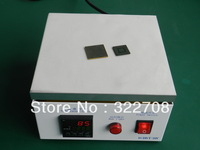 The prouduct of ht-2020heating station with direct manufacturer,The heating area is AC220V/110V,20cm*20cm heater table
