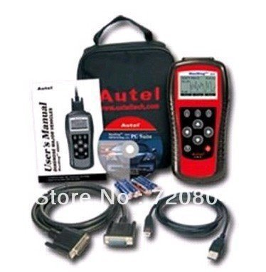 2013 Free shipping 4 in 1 code scanner(JP701 + EU702 + US703 + FR704) Autel MD801 Pro MaxiDiag PRO MD 801(China (Mainland))