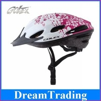 Women/Girl Bicycle Helmet Riding Hard Hat 23holes 56-58cm Bike Safety Helmet Freeshiping