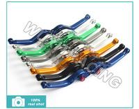CNC Billet Adjustable Extendable Folding Brake Clutch Lever For BMW K1600 K1300 K1200R R1200S R1200GS R1200ST