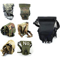 Free Shipping New Durable Multi-Purpose Special Leg Drop Utility Bag Thigh Pack Pouch Useful(China (Mainland))
