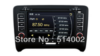 Car DVD GPS for Au di TT with RDS ipod TV bluetooth USB phonebook 3G USBHOST